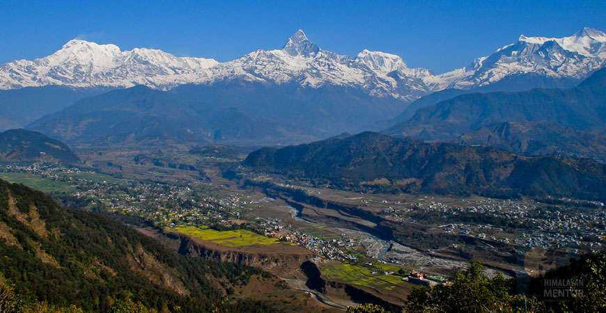 Best Hiking in Pokhara