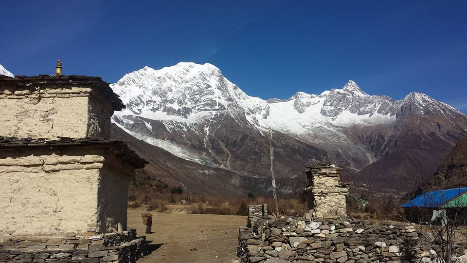 tengboche monastery helicopter tours