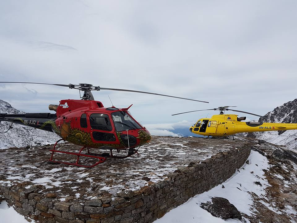 verest Sightseeing Heli Tour