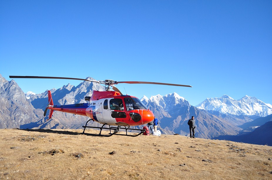 Lo-Manthang Heli Tour