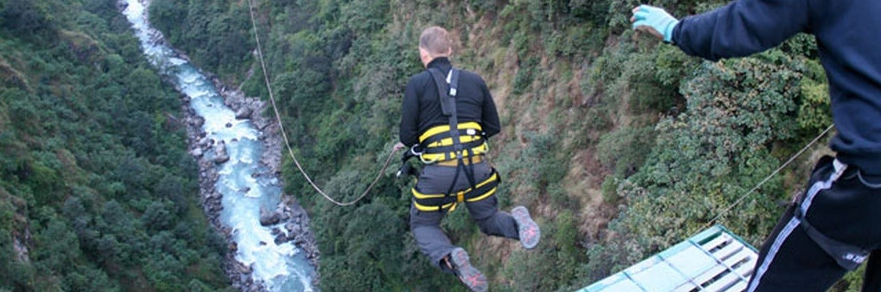 Bungy Jumping in Nepal-5